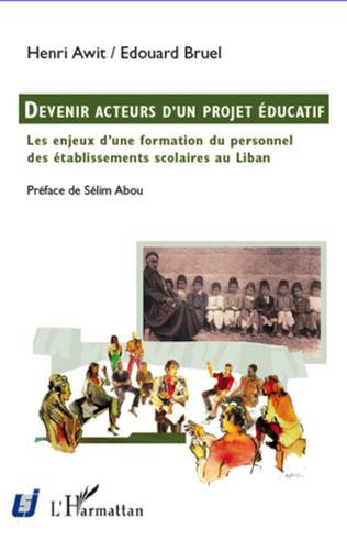 Couverture Devenir acteurs d'un projet éducatif