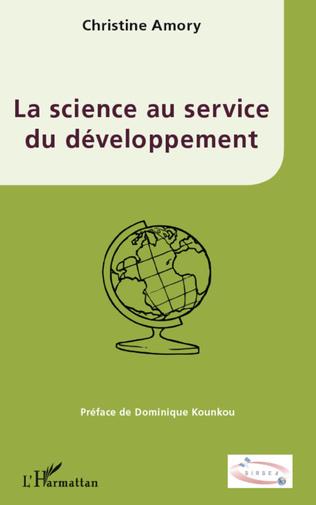 Couverture La science au service du développement