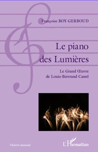 Couverture Le piano des Lumières