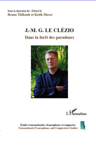 Couverture J.-M. G. Le Clézio