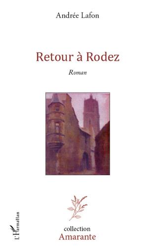 Couverture Retour à Rodez