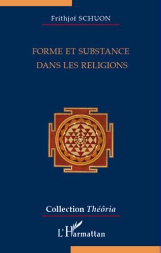 Couverture Forme et substance dans les religions
