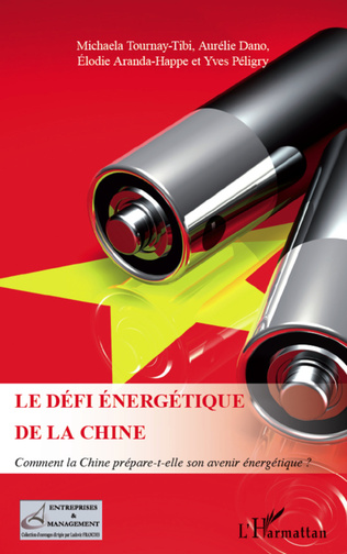 Couverture Le défi énergétique de la Chine
