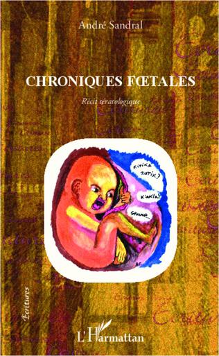 Couverture Chroniques foetales