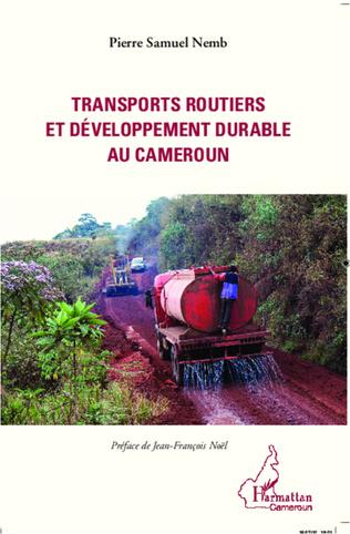 Couverture Transports routiers et développement durable au Cameroun