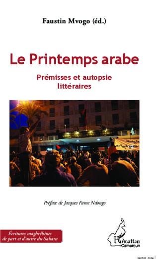 Couverture Le Printemps arabe