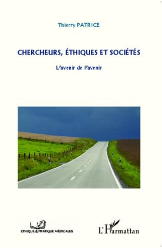 Couverture Chercheurs, éthiques et sociétés