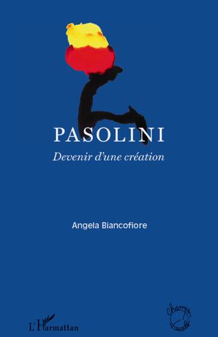 Couverture Pasolini