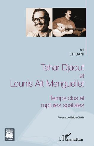 Couverture Tahar Djaout et Lounis Aït Menguellet