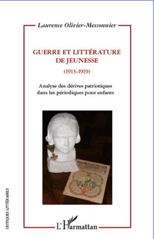 Couverture Guerre et littérature de jeunesse (1913-1919)