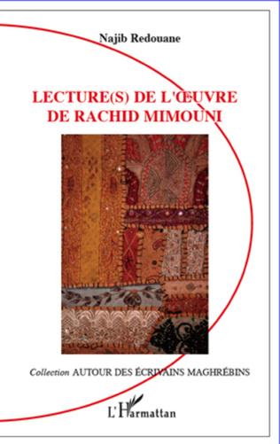 Couverture Lecture(s) de l'oeuvre de Rachid Mimouni