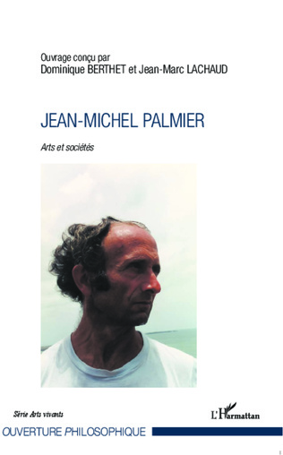 Couverture Jean-Michel Palmier
