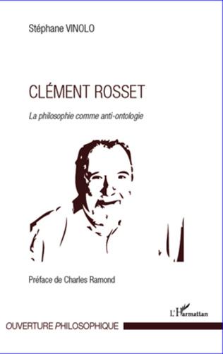 Couverture Clément Rosset