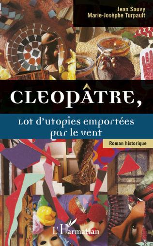 Couverture Cleopâtre,