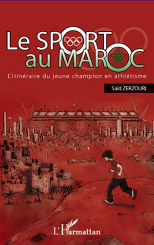 Couverture Le sport au Maroc