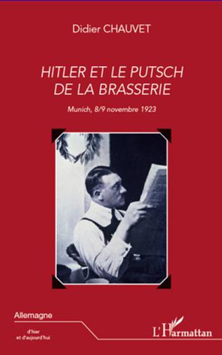 Couverture Hitler et le putsch de la brasserie