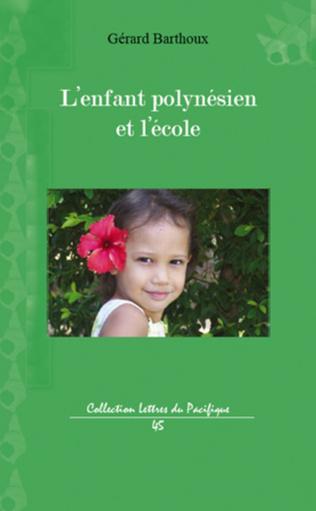 Couverture L'enfant polynésien et l'école