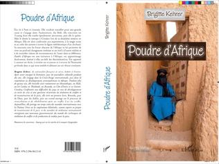 Couverture Poudre d'Afrique