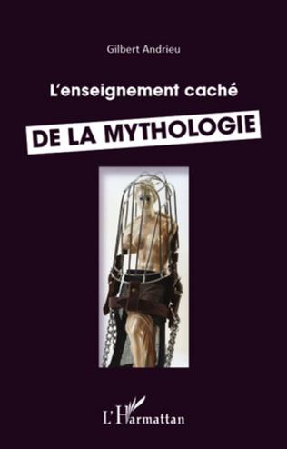Couverture Enseignement caché de la mythologie