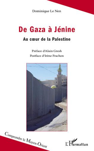Couverture De Gaza à Jénine