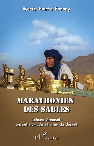 Couverture Marathonien des sables