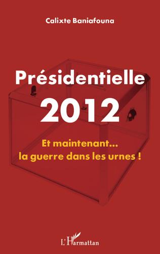 Couverture Présidentielle 2012