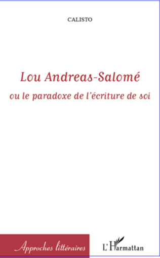 Couverture Lou Andreas-Salomé