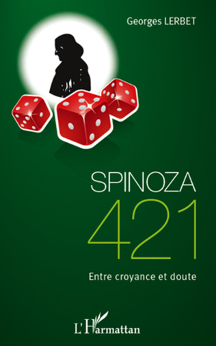 Couverture Spinoza 421