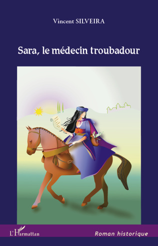 Couverture Sara, le médecin troubadour