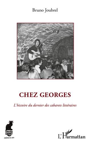 Couverture Chez Georges