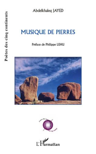 Couverture Musiques de pierres
