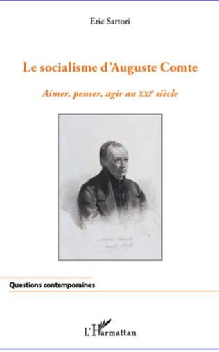 Couverture Socialisme d'Auguste Comte