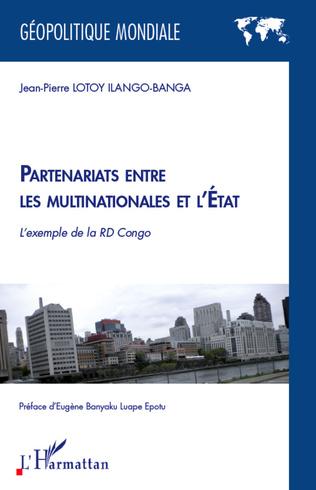 Couverture Partenariats entre les multinationales et l'Etat