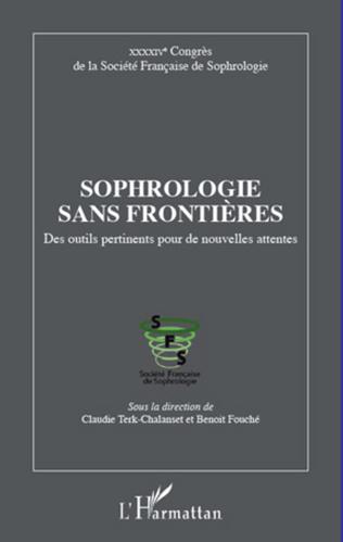 Couverture Sophrologie sans frontières