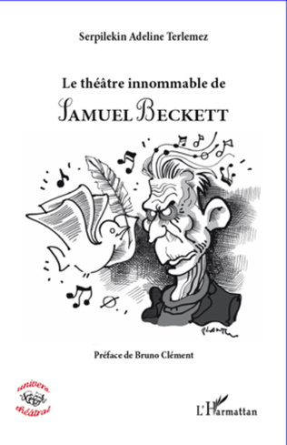 Couverture Théâtre innommable de Samuel Beckett