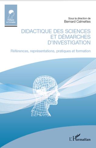 Couverture Didactique des sciences et démarches d'investigation