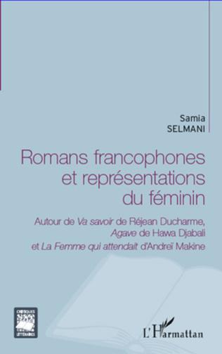 Couverture Romans francophones et représentations du féminin