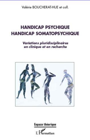 Couverture Handicap psychique handicap somatopsychique