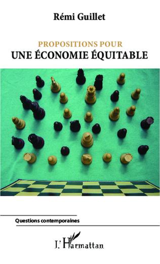 Couverture Propositions pour une économie équitable