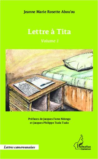 Couverture Lettre à Tita volume 1