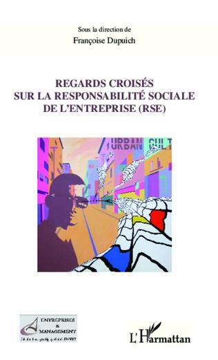 Couverture Regards croisés sur la responsabilité sociale de l'entreprise (RSE)