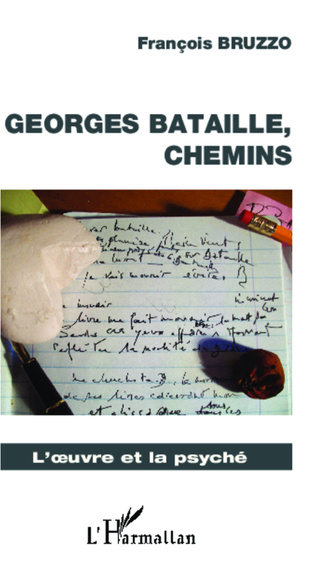 Couverture Georges Bataille