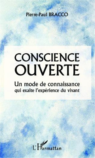 Couverture Conscience ouverte