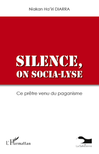 Couverture Silence, on socia-lyse