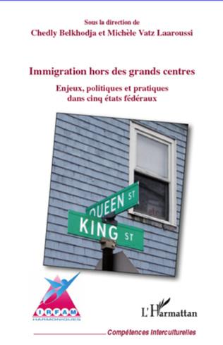 Couverture Immigration hors des grands centres