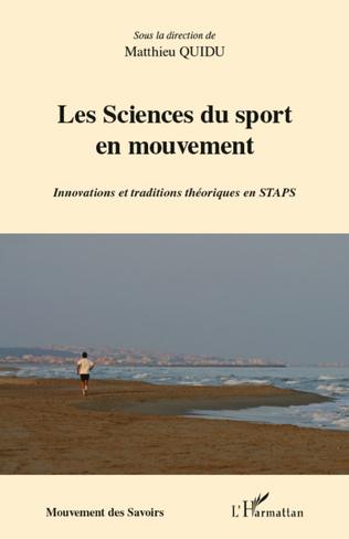 Couverture Les sciences du sport en mouvement