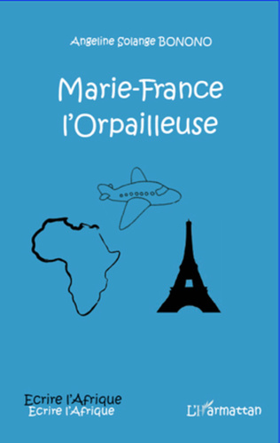 Couverture Marie-France l'orpailleuse