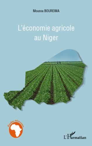 Couverture L'économie agricole au Niger