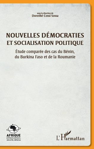 Couverture Nouvelles démocraties et socialisation politique