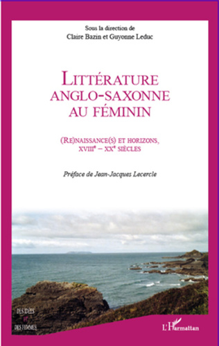 Couverture Littérature anglo-saxonne au féminin
